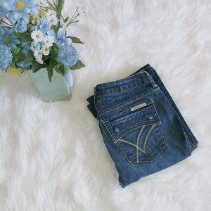 William Rast flair jeans